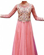 Pink Net Suit- Pakistani suits