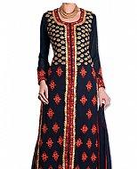 Black Chiffon Suit- Pakistani clothing