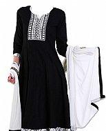 Black Georgette Suit