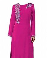Magenta Georgette Suit- Indian Dress