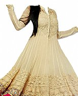 Ivory Chiffon Suit- Indian Dress