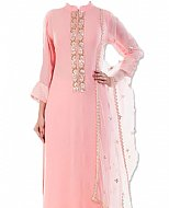 Pink Georgette Suit- Indian Clothes
