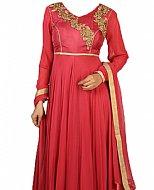 Cardinal Chiffon Suit