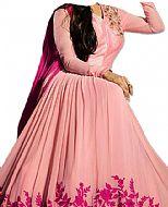 Baby Pink Chiffon Suit
