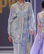 Lilac Chiffon Suit- Pakistani Party Wear Dress