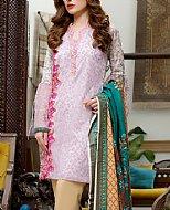 Lilac Lawn Suit
