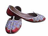 Ladies Khussa- Red