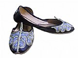 Ladies Khussa- Blue