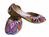 Ladies Khussa- Multicolor