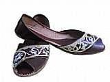 Ladies Khussa- Brown