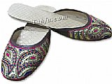 Ladies Slip-on Khuss- Multicolor