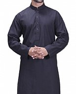 Navy Men Shalwar Kameez Suit