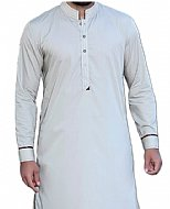 Ivory Men Shalwar Kameez Suit