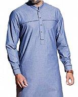 Light Blue Men Shalwar Kameez