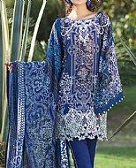 Blue Lawn Suit