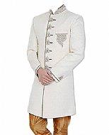 Modern Sherwani 62- Pakistani Sherwani Suit for Groom
