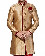 Modern Sherwani 69- Pakistani Sherwani Suit for Groom