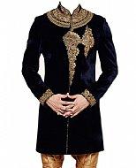 Modern Sherwani 73- Pakistani Sherwani Suit for Groom