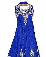 Royal Blue Net Suit