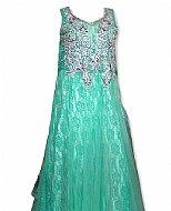 Sea Green Net Suit