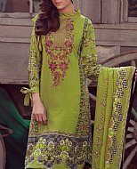 Green Lawn Suit- Cotton dress