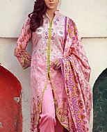 Pink Lawn Suit- Pakistani Lawn