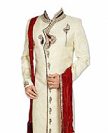 Sherwani 207- Indian Wedding Sherwani Suit