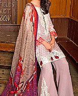 Light Pink Lawn Suit.- Pakistani Cotton dress