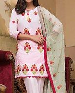 Baby Pink Linen Suit