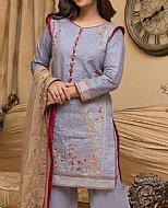 Lilac Linen Suit
