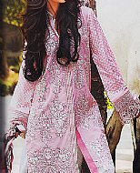 Baby Pink Lawn Suit.- Cotton dress
