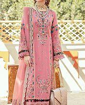 Tea Rose Lawn Suit- Pakistani Designer Lawn Dress