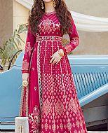 Hot Pink Lawn Suit- Pakistani Designer Lawn Dress