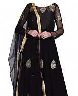 Black Chiffon Suit- Indian Clothes