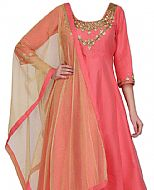 Pink Silk Suit- Indian Dress