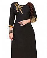 Black Georgette Suit- Indian Dress