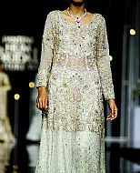 Light Sea Green Chiffon Suit- Pakistani Party Wear Dress