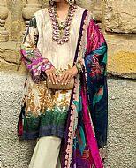 Ivory Lawn Suit