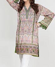 Multi Color Lawn Kurti- Pakistani Lawn Dress