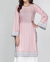 Baby Pink Lawn Kurti- Pakistani Designer Lawn Dress