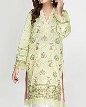 Light Green Lawn Kurti- Pakistani Lawn Dress