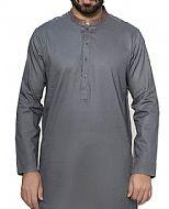 Grey Men Shalwar Kameez