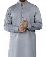 Light Grey Men Shalwar Kameez