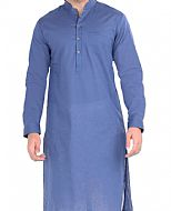 Blue Men Shalwar Kameez
