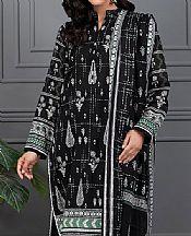 Black  Lawn Suit- Pakistani Designer Lawn Dress