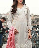 Light Grey Lawn Suit- Pakistani Lawn Dress