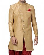 Modern Sherwani 76- Pakistani Sherwani Suit for Groom