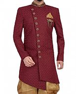 Modern Sherwani 78- Pakistani Sherwani Dress