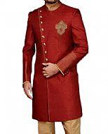 Modern Sherwani 80- Pakistani Sherwani Suit for Groom