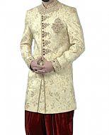 Modern Sherwani 81- Pakistani Sherwani Dress